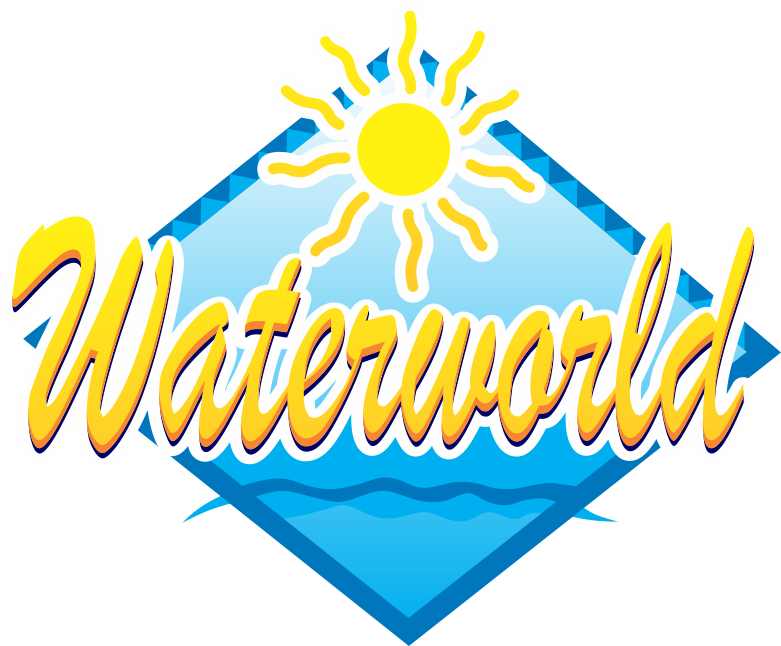 waterworld sun logo