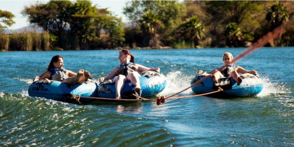 tube ride activity sun city waterworld